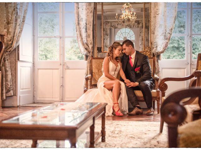 Le mariage de Joris et Coralie à Montesquieu-Volvestre, Haute-Garonne 8