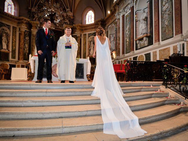 Le mariage de Joris et Coralie à Montesquieu-Volvestre, Haute-Garonne 26