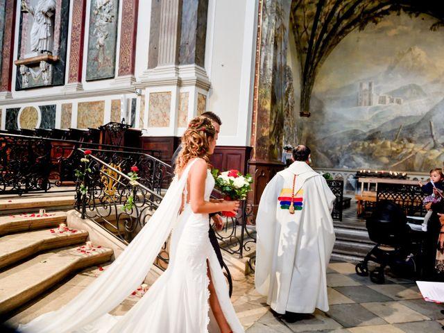 Le mariage de Joris et Coralie à Montesquieu-Volvestre, Haute-Garonne 34