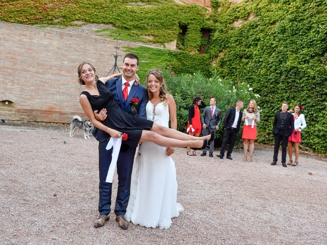 Le mariage de Joris et Coralie à Montesquieu-Volvestre, Haute-Garonne 39