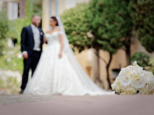 Le mariage de Jean-Pierre et Christelle à Cagnes-sur-Mer, Alpes-Maritimes 1