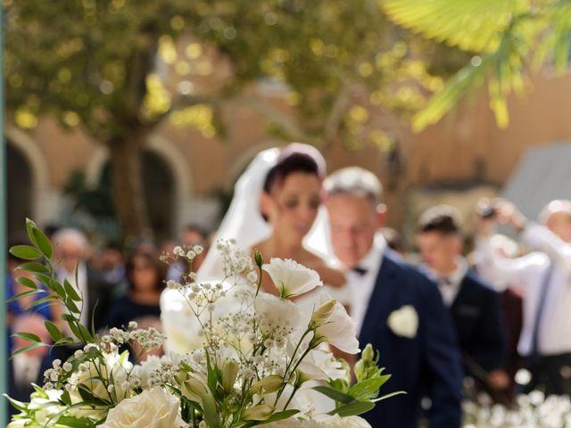 Le mariage de Jean-Pierre et Christelle à Cagnes-sur-Mer, Alpes-Maritimes 33
