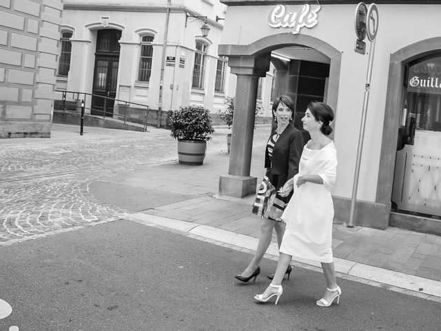 Le mariage de Olivier et Emmanuelle à Mulhouse, Haut Rhin 6
