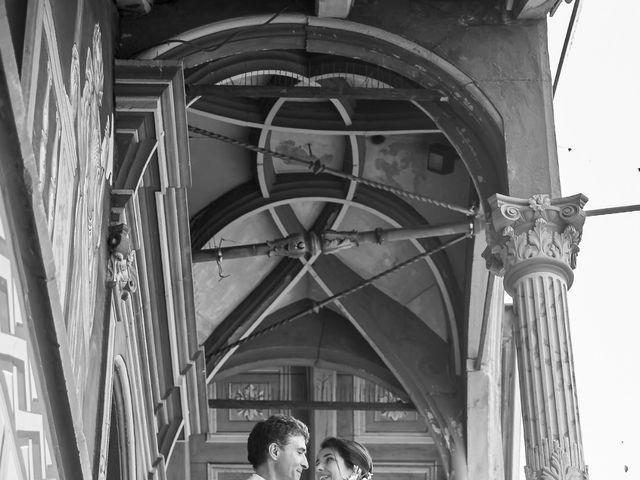 Le mariage de Olivier et Emmanuelle à Mulhouse, Haut Rhin 8