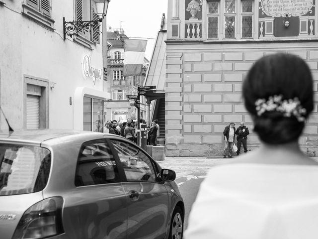 Le mariage de Olivier et Emmanuelle à Mulhouse, Haut Rhin 15