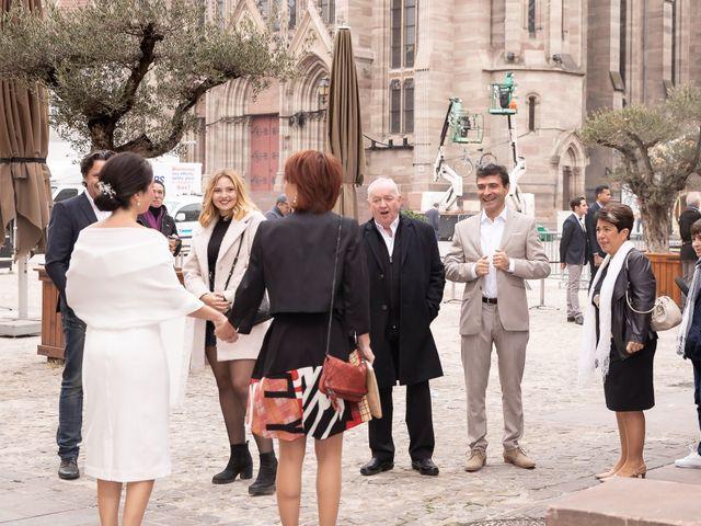 Le mariage de Olivier et Emmanuelle à Mulhouse, Haut Rhin 17