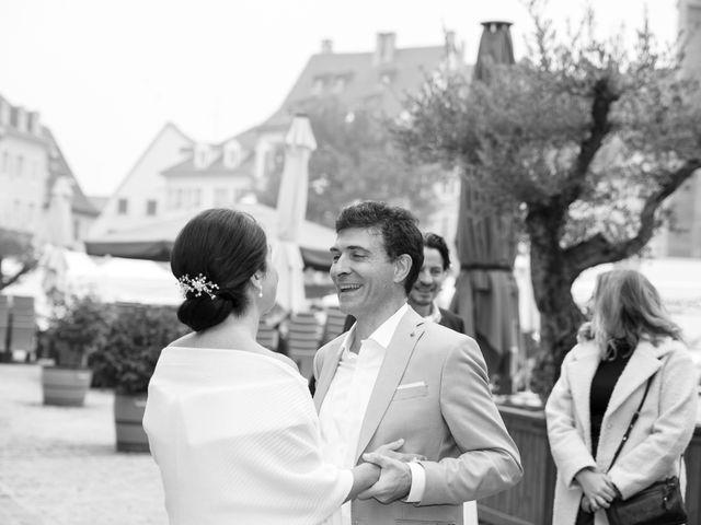 Le mariage de Olivier et Emmanuelle à Mulhouse, Haut Rhin 18