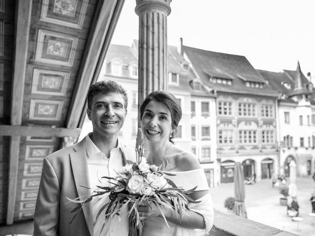 Le mariage de Olivier et Emmanuelle à Mulhouse, Haut Rhin 32