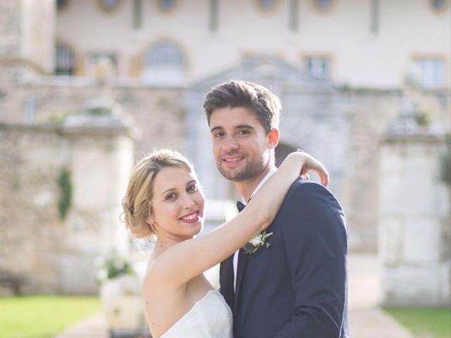 Le mariage de Julien et Aline  à Communay, Rhône 1