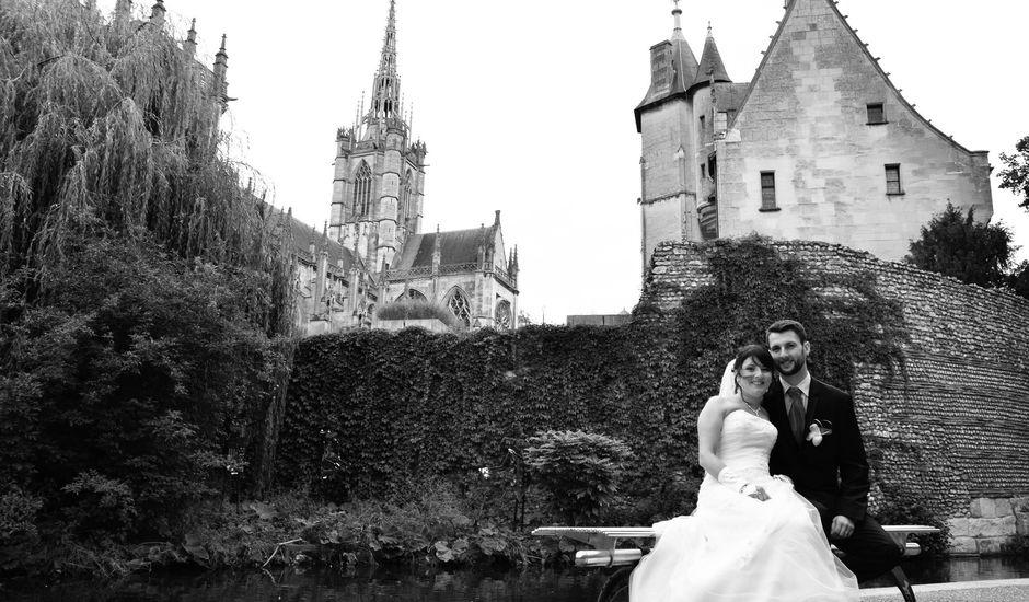 Le mariage de Alexandre et Marie à Évreux, Eure