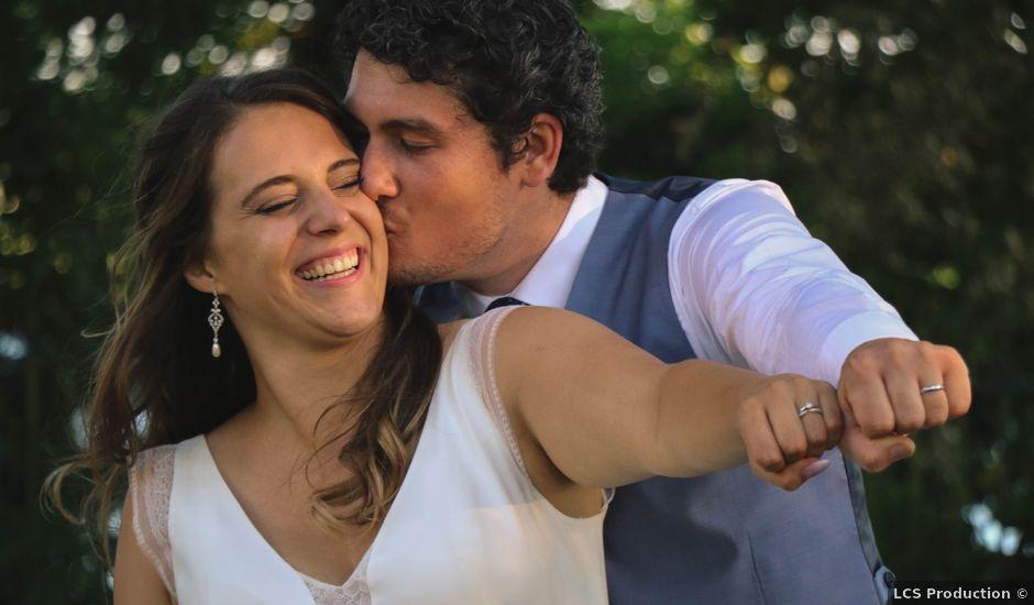 Le mariage de Johnatan et Eloïse à Villebois, Ain