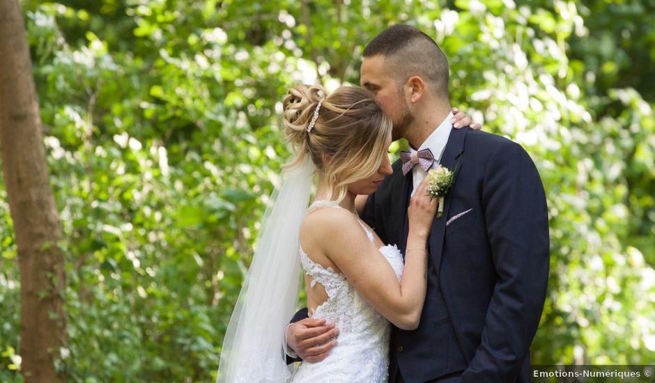 Le mariage de Rémy et Samia à Oignies, Pas-de-Calais