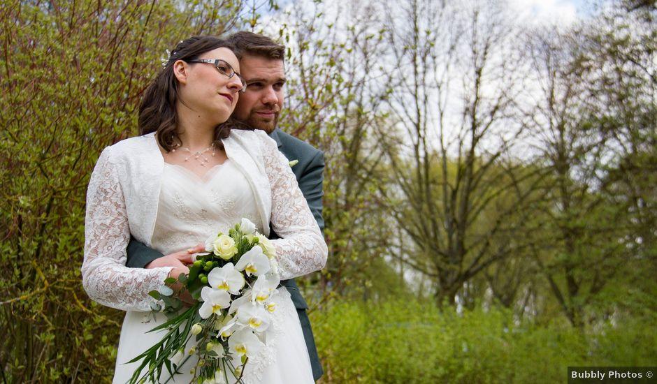 Le mariage de Yvan et Pauline à Haubourdin, Nord