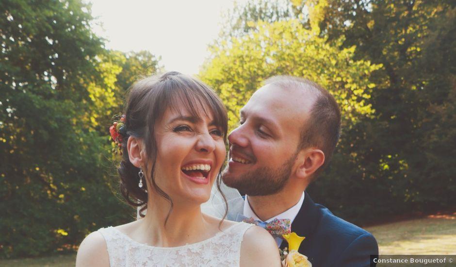 Le mariage de Emilien et Sophie à Tours, Indre-et-Loire