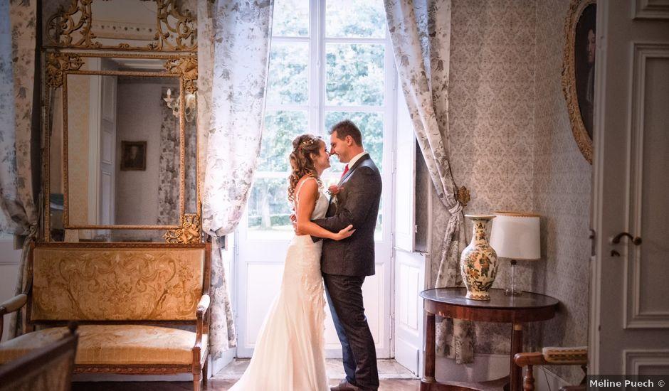 Le mariage de Joris et Coralie à Montesquieu-Volvestre, Haute-Garonne