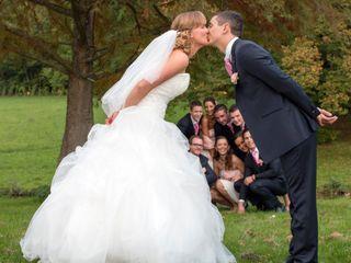 Le mariage de Ingrid et Clément 1