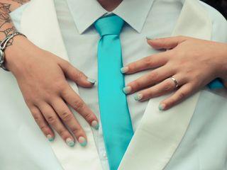 Le mariage de Elyse et Joel 2