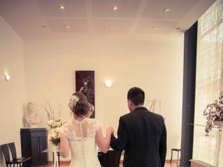 Le mariage de Julia et Ahmet 2