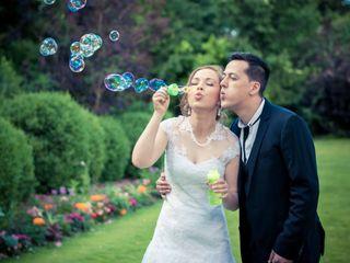 Le mariage de Julia et Ahmet
