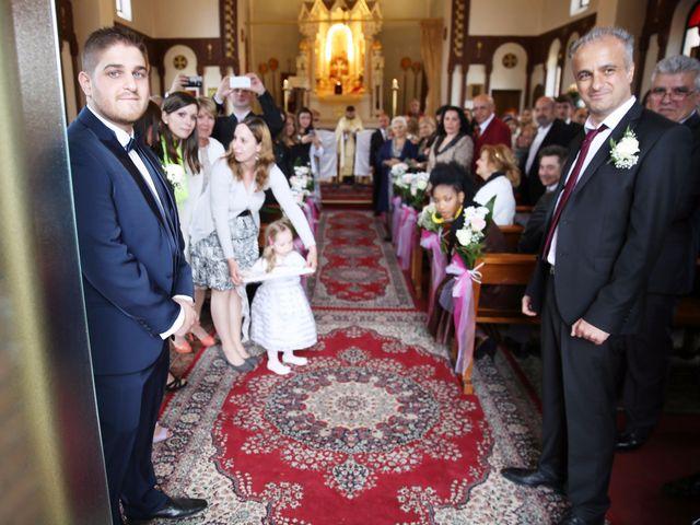 Le mariage de Christophe et Megan à Arnouville-lès-Gonesse, Val-d'Oise 3