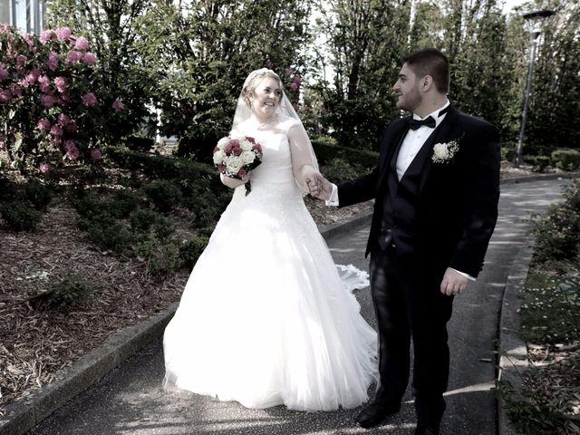 Le mariage de Christophe et Megan à Arnouville-lès-Gonesse, Val-d'Oise 7