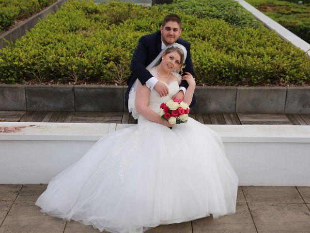 Le mariage de Christophe et Megan à Arnouville-lès-Gonesse, Val-d'Oise 8