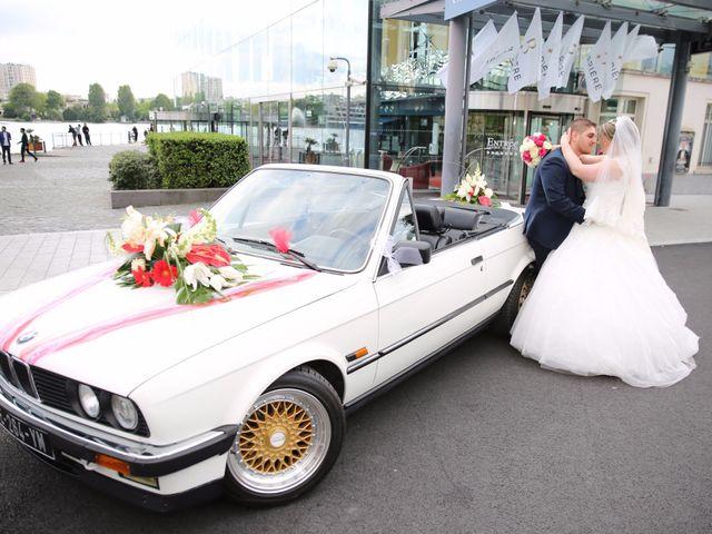 Le mariage de Christophe et Megan à Arnouville-lès-Gonesse, Val-d'Oise 10