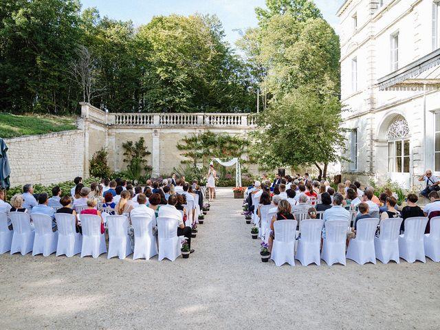 Le mariage de Alexis et Aurélie à Poitiers, Vienne 35