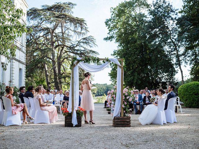 Le mariage de Alexis et Aurélie à Poitiers, Vienne 36
