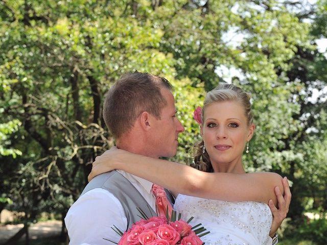 Le mariage de Nicolas et Clio à Bagard, Gard 18