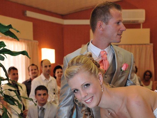 Le mariage de Nicolas et Clio à Bagard, Gard 20