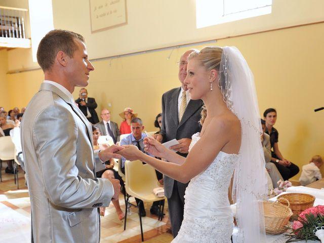 Le mariage de Nicolas et Clio à Bagard, Gard 23