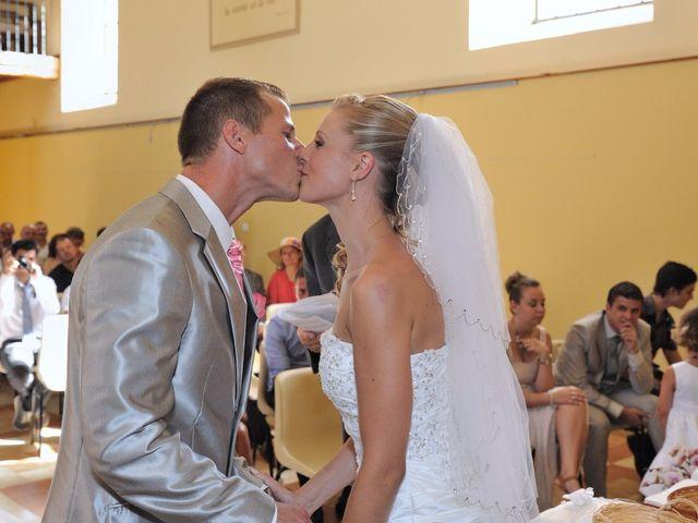 Le mariage de Nicolas et Clio à Bagard, Gard 24