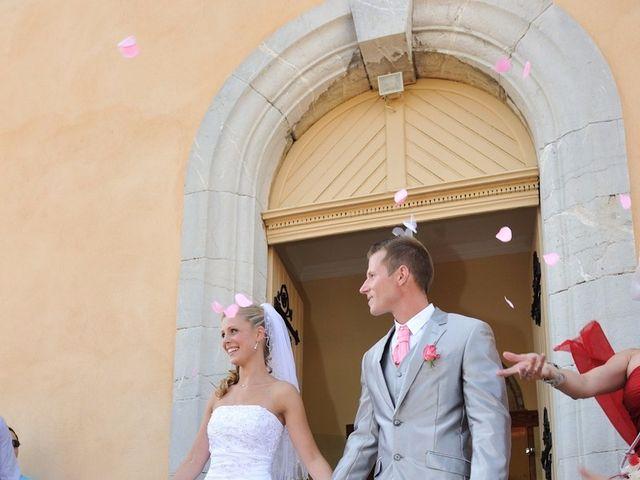 Le mariage de Nicolas et Clio à Bagard, Gard 25