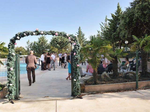 Le mariage de Nicolas et Clio à Bagard, Gard 26