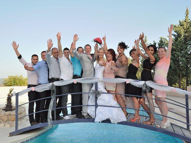 Le mariage de Nicolas et Clio à Bagard, Gard 28