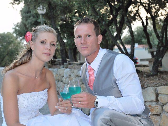 Le mariage de Nicolas et Clio à Bagard, Gard 31