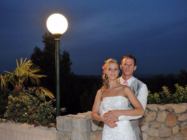 Le mariage de Nicolas et Clio à Bagard, Gard 38