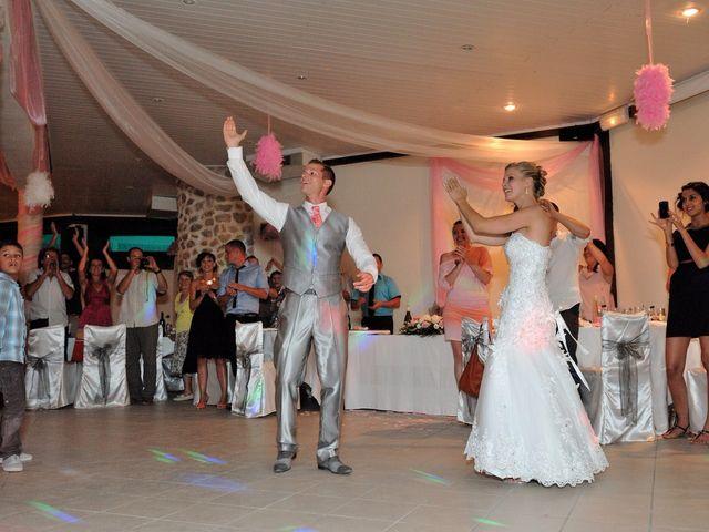Le mariage de Nicolas et Clio à Bagard, Gard 40