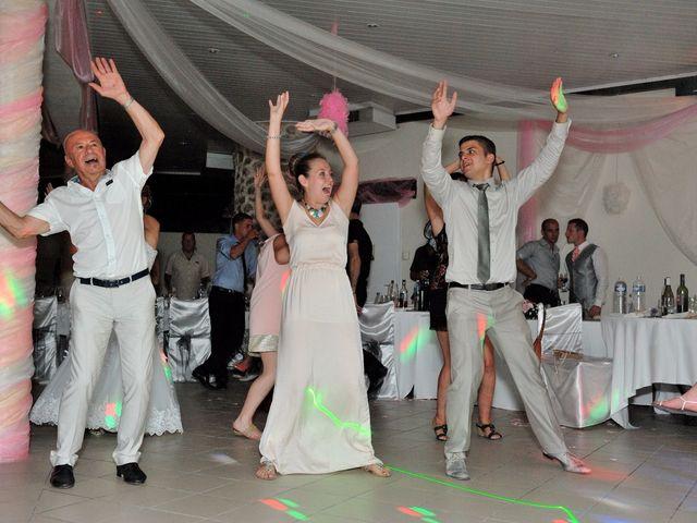 Le mariage de Nicolas et Clio à Bagard, Gard 43