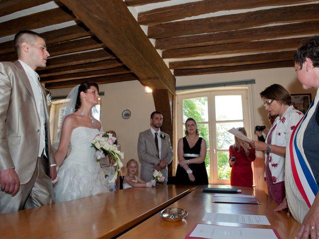 Le mariage de Anne-Sophie et Vincent à Saint-Jacques-sur-Darnétal, Seine-Maritime 10