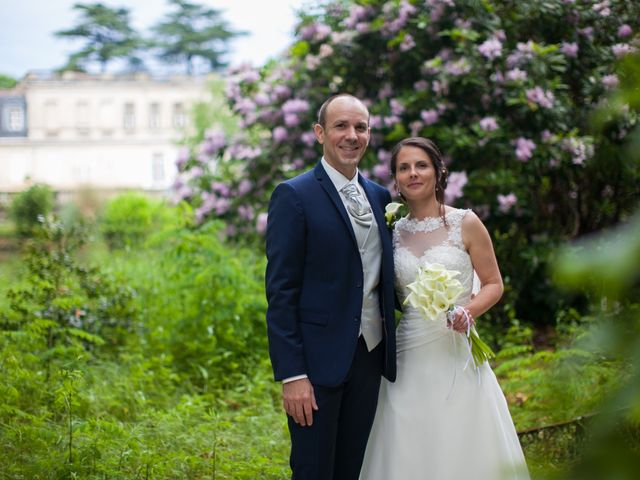 Le mariage de Annick et Fabien