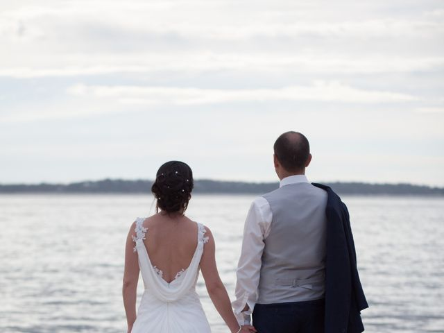 Le mariage de Fabien et Annick à Arcachon, Gironde 28