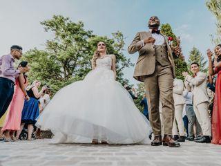 Le mariage de Christelle et Stéphane 1