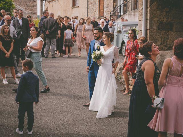 Le mariage de Anthony et Ophélie à Saint-Genest-Malifaux, Loire 20
