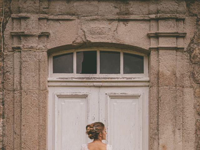 Le mariage de Anthony et Ophélie à Saint-Genest-Malifaux, Loire 1