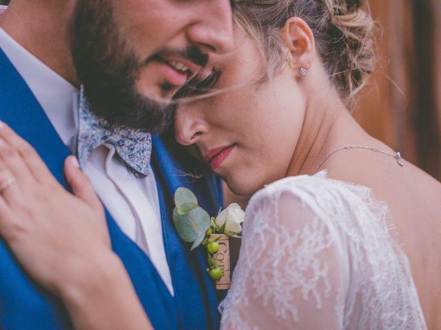 Le mariage de Anthony et Ophélie à Saint-Genest-Malifaux, Loire 34