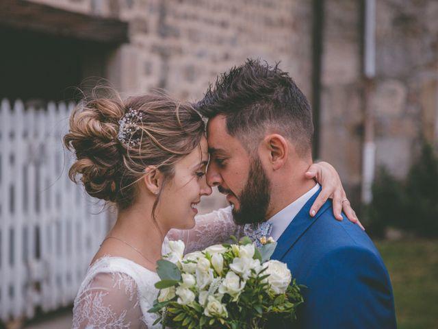 Le mariage de Anthony et Ophélie à Saint-Genest-Malifaux, Loire 35