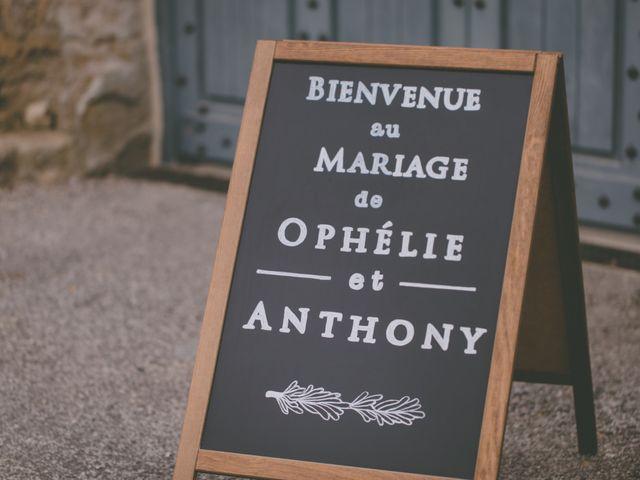 Le mariage de Anthony et Ophélie à Saint-Genest-Malifaux, Loire 40