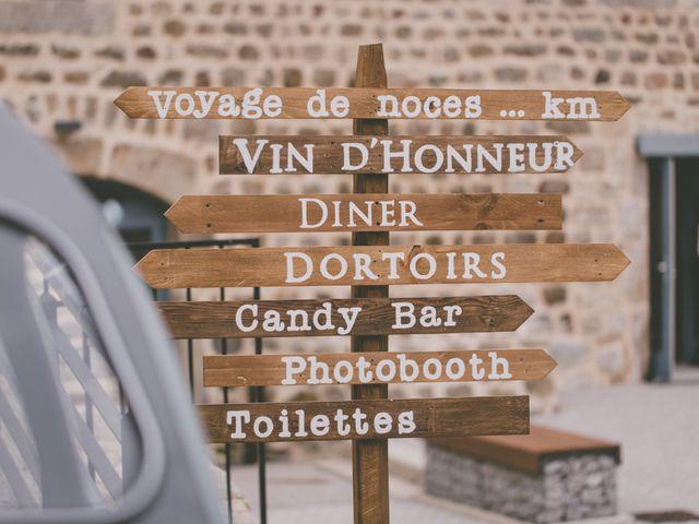 Le mariage de Anthony et Ophélie à Saint-Genest-Malifaux, Loire 41